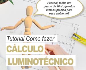 Aprenda a fazer cálculo luminotécnico