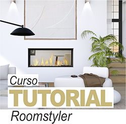 Curso Tutorial Roomstyler 3D
