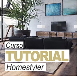 Curso Tutorial Homestyler 3D