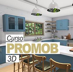 Curso de Promob – Maquete 3D