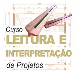 Curso Leitura, Interpretação e elaboração de Projetos de Interiores
