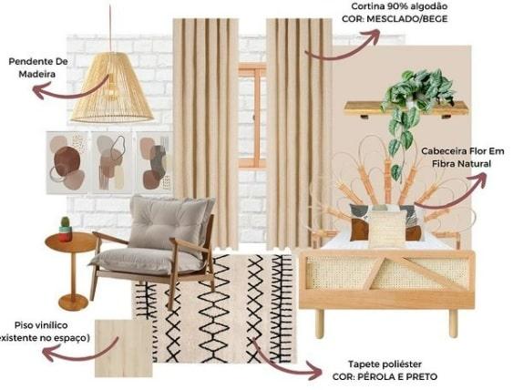 guias e tutoriais gratuitos de decoração de ambientes